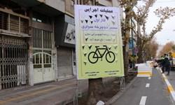 احداث 100 کیلومتر مسیر دوچرخه سواری در شیراز/ تلاش برای هوشمندسازی تقاطعها