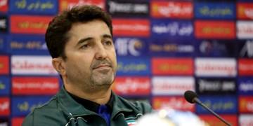 ناظم الشریعه: عزیزی خادم در جام جهانی کنار تیم ملی فوتسال باشد