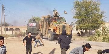 چند غیرنظامی در شمال سوریه در تیراندازی گشتهای ترکیه مجروح شدند