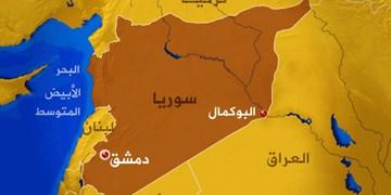 «المیادین» حمله به مواضع ارتش سوریه و متحدانش در «بوکمال» را تکذیب کرد