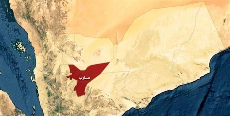 انفجار مهیب در پادگان ائتلاف سعودی در مأرب
