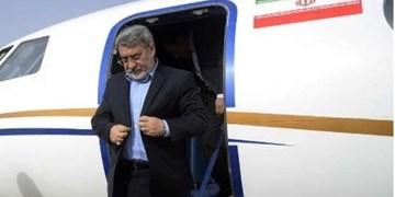 وزیرکشور عازم تاجیکستان شد