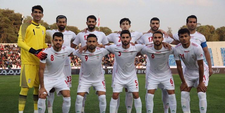 رنکینگ جدید فیفا اعلام شد/ ایران با یک پله صعود در رده بیست و نهم
