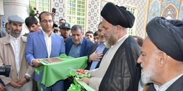 افتتاح مسجد فاطمهالزهرا(س) محمودآباد یاسوج