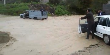 هشدار هواشناسی درباره طغیان رودخانهها در کرمانشاه/ سامانه بارشی فردا از استان خارج میشود