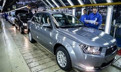 آغاز تولید ایران خودرو پس از تعطیلات بهاره با رعایت دستورالعملهای بهداشتی
