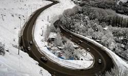 سهم 20 درصدی ناوگان سنگین در ترافیک جاده ها/باران در جاده های 3 استان