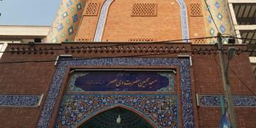 خانهای که به مسجدی ۵ طبقه تبدیل شد+تصاویر