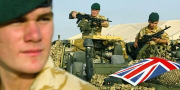 انگلیس از بیم کرونا نیروهای خود را از عراق  خارج میکند