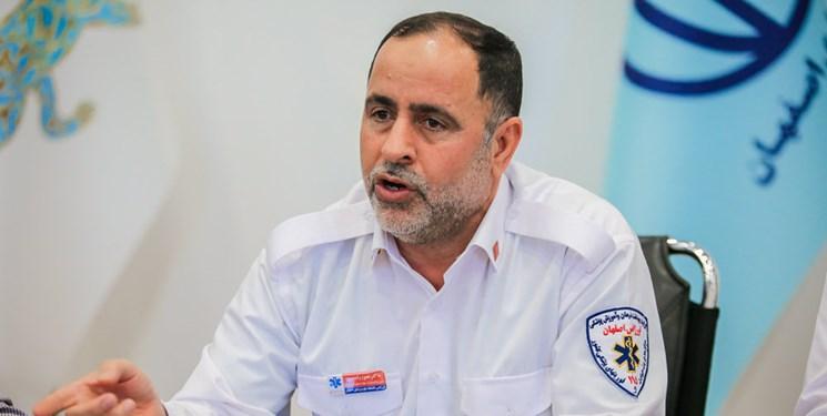 وقوع 23 هزار تصادف در استان در سال/ 2 بالگرد به اورژانس هوایی اصفهان اضافه میشود