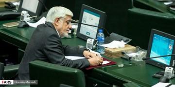 عارف: مرحوم میرمحمدی  انصاف و حق گویی را در عرصه سیاست  نشان داد