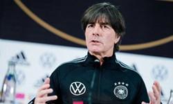بعد از برد 6 تایی؛ لو:از برد پرگل آلمان مقابل ایرلند راضی هستم