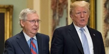 حمایت رهبر اکثریت جمهوریخواه سنا از شکایت انتخاباتی ترامپ