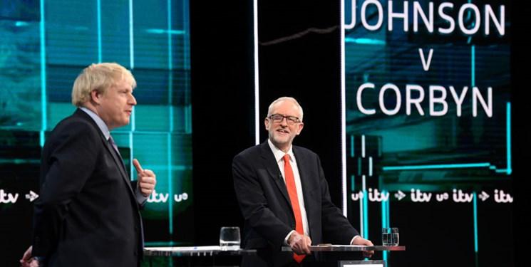 نظرسنجی جدید | فاصله حزب جانسون با حزب کوربین باز هم کمتر شد