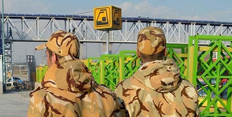 اعزام با تاخیر سربازان به دلیل انتخابات