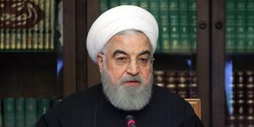 روحانی در پیامی درگذشت مرحوم خسرو سینایی را تسلیت گفت
