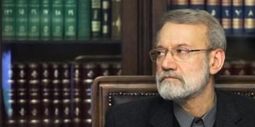 لاریجانی در پیامی درگذشت برادر وزیر دادگستری را تسلیت گفت