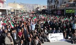 فیلم/ خروش مردم ولایتمدار گچساران  علیه اغتشاشاگران در جنوب ایران طنین انداز شد