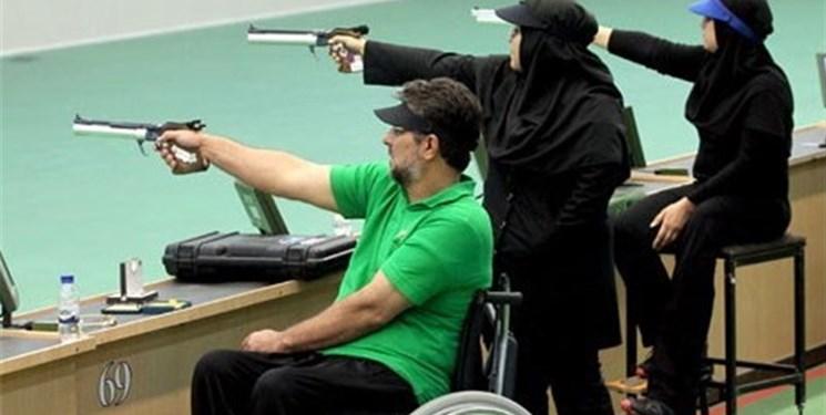 اردوی تیم ملی پاراتیراندازی از فردا آغاز میشود