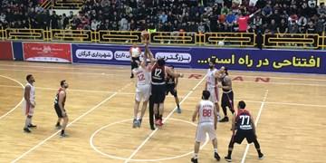 لیگبرتر بسکتبال| صدرنشین  در راه قزوین و شاگردان شاهینطبع به دنبال ششمین برد