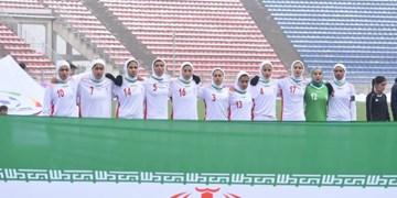 اعلام جدیدترین ردهبندی فیفا؛ تیم فوتبال بانوان ایران در جایگاه هفتادم جهان