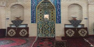 مسجدی که از چنگ بهاییها در آمد +عکس