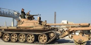 ارتش سوریه مواضع خود را در حومه «الحسکه» تقویت کرد
