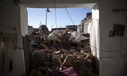 بازسازی و تحویل منازل آسیبدیده مددجویان در زلزله میانه تا دهه فجر