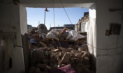 هیچ خانوادهای در مناطق زلزلهزده در چادر سکونت ندارد