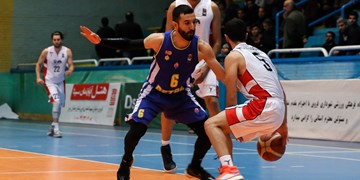 شکست سنگین تیم بسکتبال شورا و شهرداری در خانه