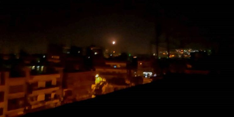 سانا خبر داد: تجاوز رژیم صهیونیستی به ریف دمشق