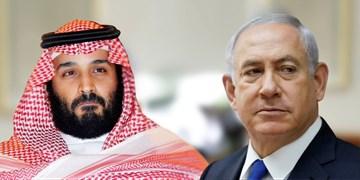 نشریه صهیونیستی: نتانیاهو و بنسلمان درباره تشکیل جبهه واحد علیه ایران صحبت کردند