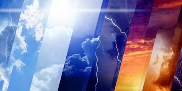 به مناسبت روز جهانی هواشناسی / دانش اقلیمی برای کنش اقلیمی/ تعادل زیست بوم گامی در راه توسعه پایدار