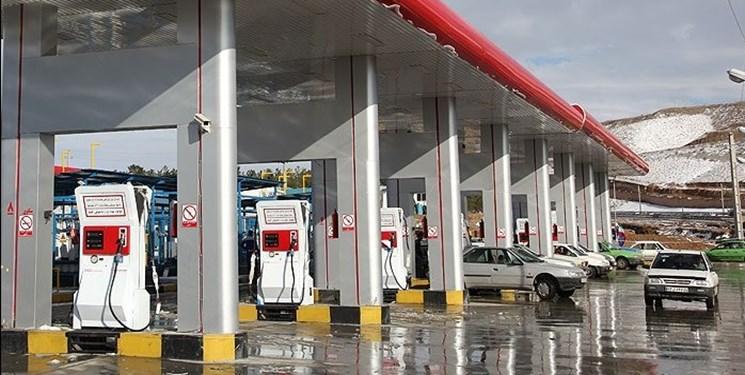 فارس من| تنها جایگاه CNG در پایتخت انرژی فعال است