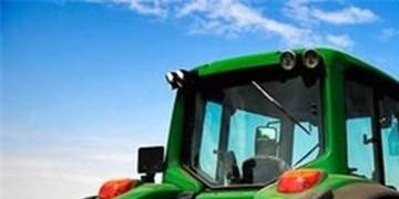 کشت مکانیزه جو در بیش از 20 هزار هکتار از مزارع استان