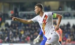 ژکو کرونا را شکست داد/ستاره بوسنیایی به تمرین رم ملحق میشود