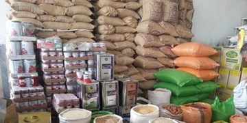کشف ۱۴۰تن محصولات کشاورزی احتکارشده در سراب