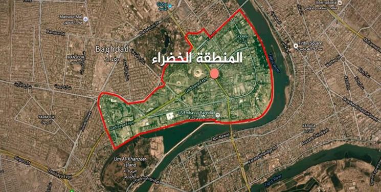 منابع خبری از حمله راکتی به سفارت آمریکا در بغداد خبر دادند