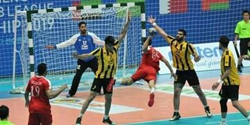 قم در نیمه نهایی لیگ دسته اول هندبال ایران
