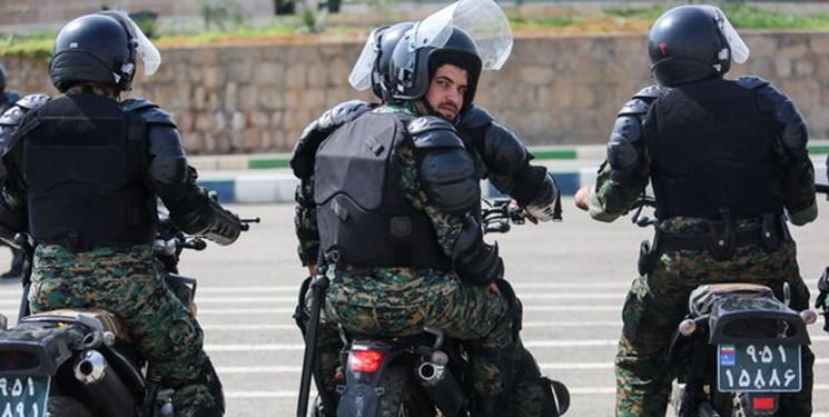 یگان ویژه در میدان مبارزه با کروناست/ تولید روزانه ۲ هزار ماسک