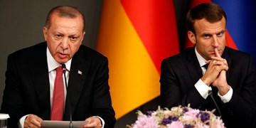 رسانه فرانسوی: ماکرون و اردوغان فردا درباره سوریه دیدار میکنند
