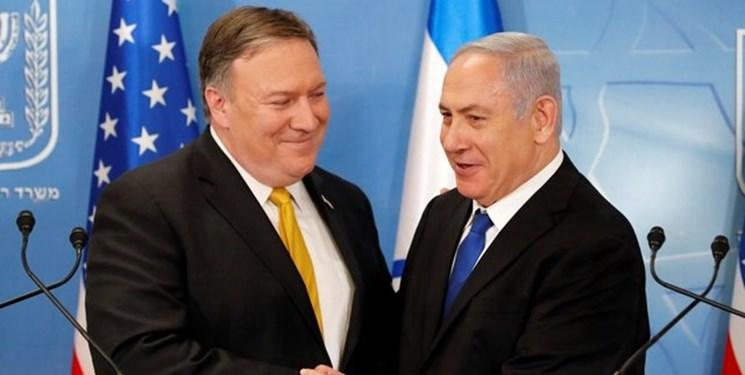 نتانیاهو برای دیدار با پامپئو به لندن میرود