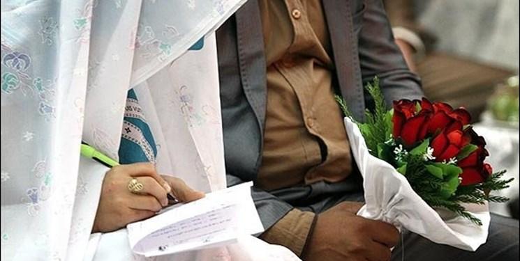 برگزاری مراسم عقدخوانی در مراکز افق و بقاع متبرکه زنجان