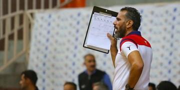 آرمات سرمربی تیم والیبال شهرداری قزوین شد
