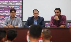 آذری: 70 درصد بازیکنان مد نظر نکونام قرارداد دارند/هنوز فرصت طلایی جذب بازیکن را از دست ندادهایم