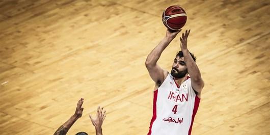 ملیپوش بسکتبال: با مهرام برای قهرمانی میجنگیم