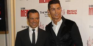 مندز: رونالدو بعد از گل به سمپدوریا هنوزم در هواست!/او بهترین بازیکن تاریخ است