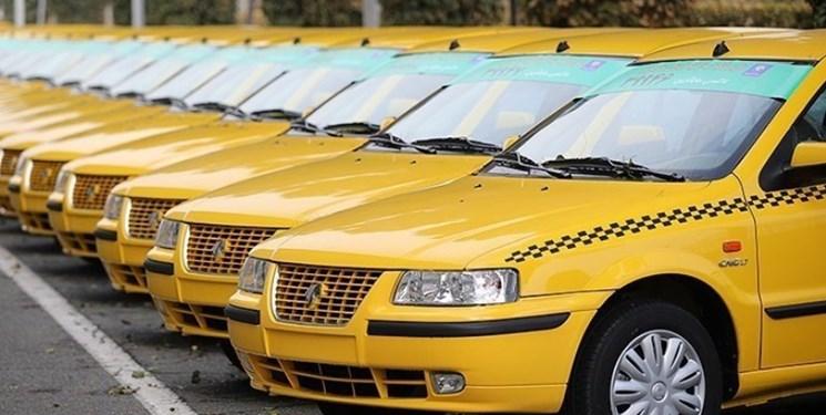 شمارهگذاری 5 هزار تاکسی یورو 4 تا پایان مهر