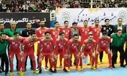 بازیکنان و کادر فنی تیم ملی فوتسال تست  کرونا دادند