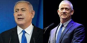 نشست نتانیاهو و گانتز بینتیجه پایان یافت